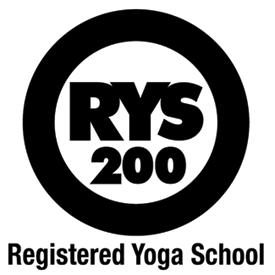 Registered Yoga School - RYS 200