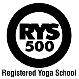 Registered Yoga School - RYS 500
